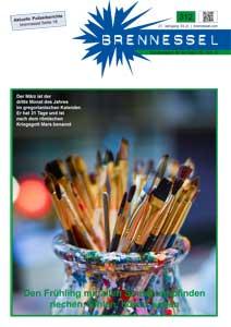 brennessel magazin Februar 2021