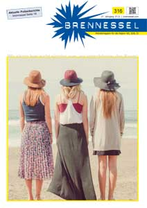 brennessel magazin Juli 2021