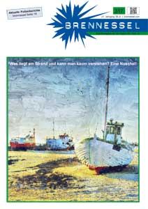 brennessel magazin August 2021
