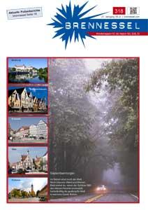 brennessel magazin September 2021